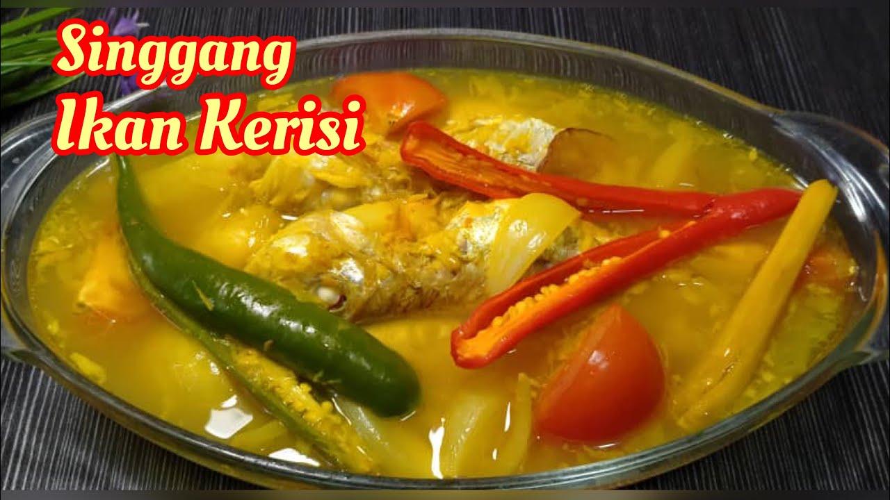 masak singgang ikan kerisi sedap  mudah resepi turun temurun youtube Resepi Masak Ikan Lumek Enak dan Mudah
