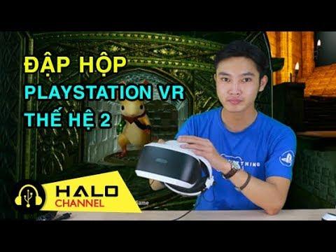 [Haloshop] Playstation VR thế hệ 2: Bản nâng cấp đáng giá từ Sony