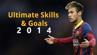 Neymar Jr. - Ultimate Skills & Goals Best of | 2014 HD