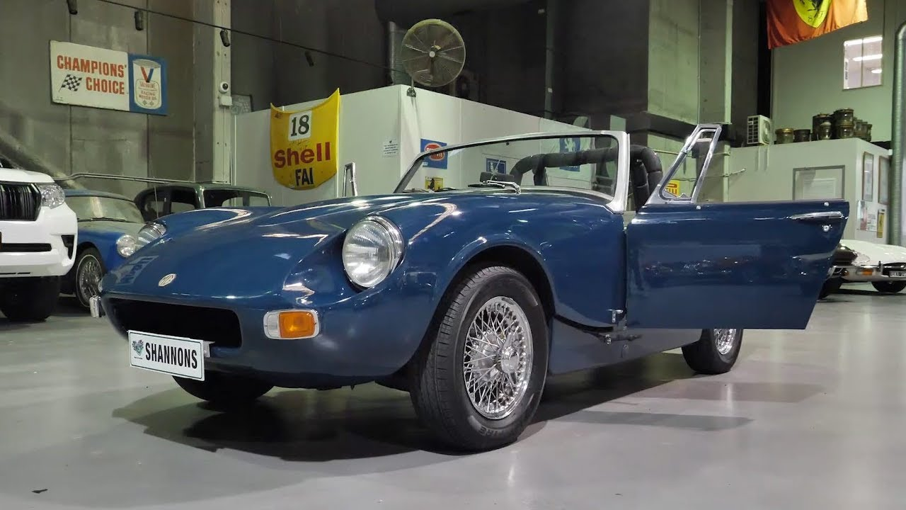 1969 MG Midget MKIII Roadster - 2020 Shannons Autumn Timed Online Auction