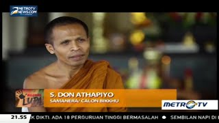 METRO TV — Perjalanan Dharma Sang Budha