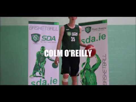 35 Colm O'Reilly