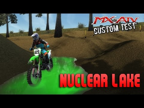 Mx Vs Atv Reflex | Nuclear Lake MX | Track Mods
