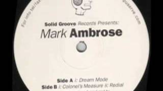 Mark ambrose dream mode