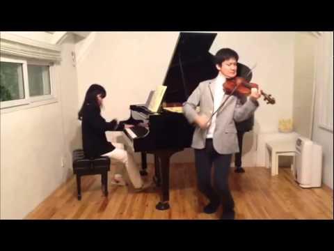 [29-M-2]成田達輝(ヴァイオリン)、萩原麻未(ピアノ)