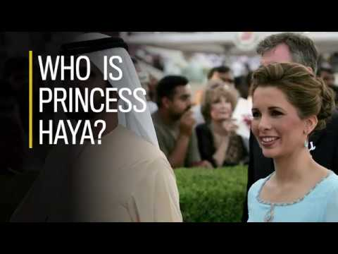 Who is Princess Haya?