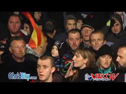 OHRIDSKY.COM VOX TV 05 12 2016 SDSM MITING OHRID