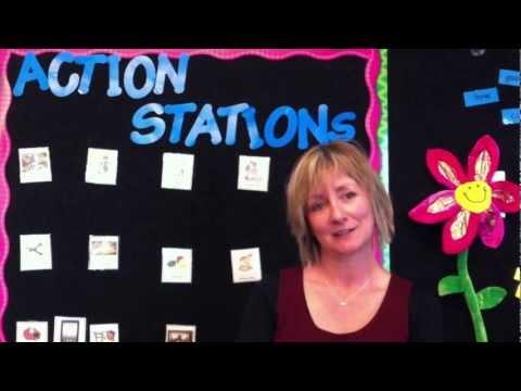 Action Stations by Laetitia de Vries