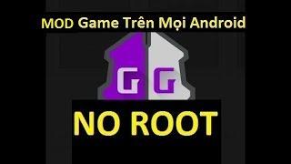 Hướng dẫn Cài đặt Game Guardian để Hack game trên Android Chưa ROOT
