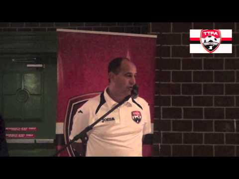 The head coaches look ahead to T&T vs Jamaica in Port of Spain