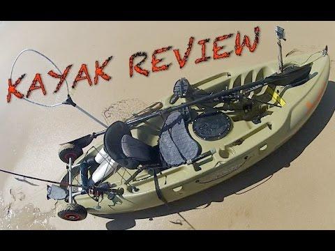 Kayak De Peche Hobie Mirage Sport Presentation Youtube