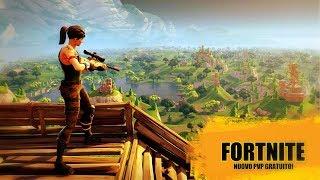 FREE PVP MODE ON FORTNITE! - Fortnite Battlefront Gameplay ITA