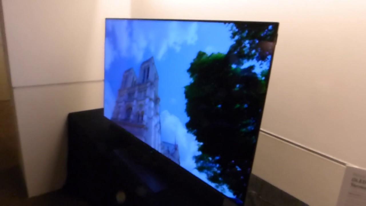Loewe Bild 4.55 OLED 4K - YouTube