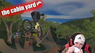 the cabin yard для BMX STREETS PIPE 1.9.9 | DIRT MAP