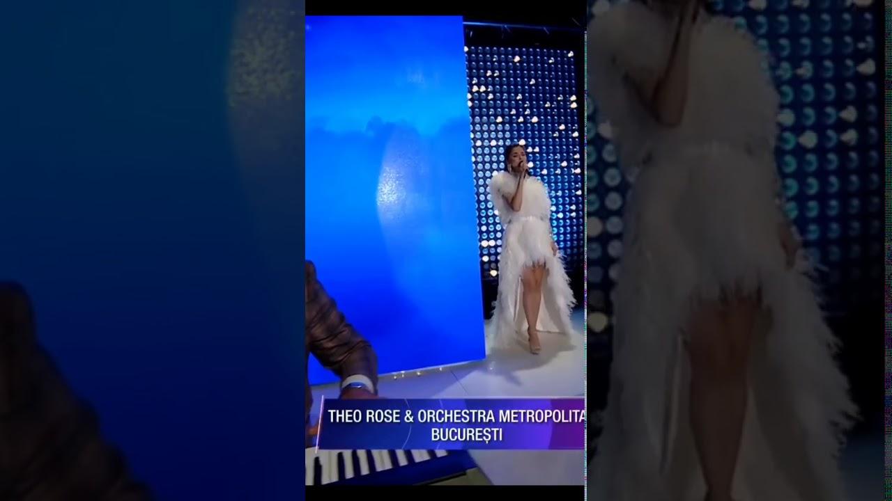 Teo Rose-Marea Câștigătoare de la BRAVO,AI STIL ! Voce live!!!!