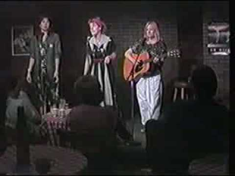 Coffeehouse Cafe no 8 The Chenille Sisters sing I