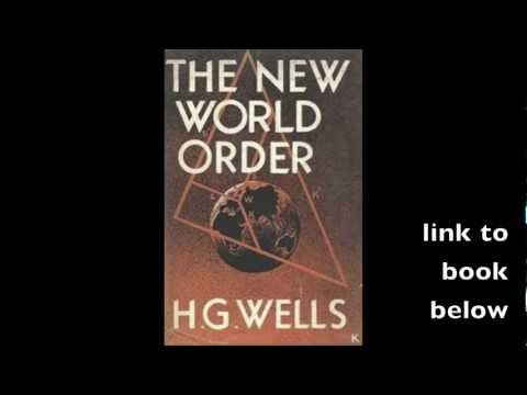 The New World Order by H.G. Wells