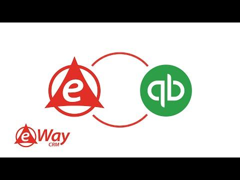 Integrate eWay-CRM with QuickBooks