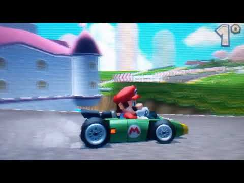Ignoranza Su Mario Kart 7 Alta Grafica Del Video Youtube