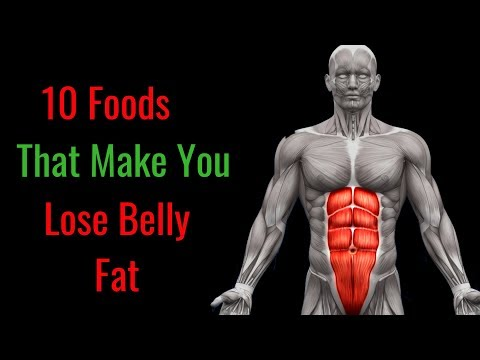 How To Get Rid Of Belly Fat Fast And Easy