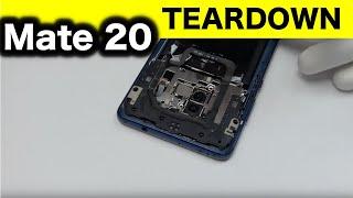 Huawei Mate 20 Teardown