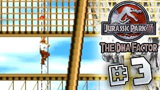 Climbing the Ladder Of Success || Jurassic Park III The DNA Factor (GBA) [ Jurassic Park Month ]