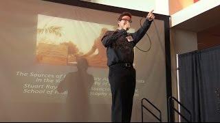 60 Second Lectures - Ep #10: Stuart Sarbacker Thumbnail