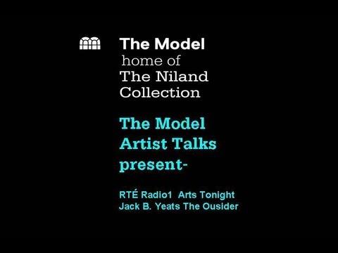 RTE Radio 1 Arts Tonight featuring Jack B. Yeats, The Ousider.