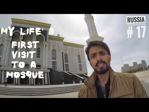 ASTANA City Tour : Public Transport | My Life's First visit to a Masjid