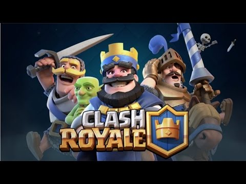 Official Clash Royale (by Supercell) Trailer (iOS / Android)
