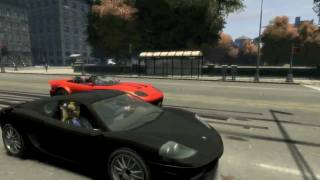 Grand Theft Auto IV - The Fast and the Furious part 2 (Engilsh) thumbnail