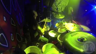 MORBID ANGEL@Sworn To The Black-Live in Poland 2014 (Drum Cam)