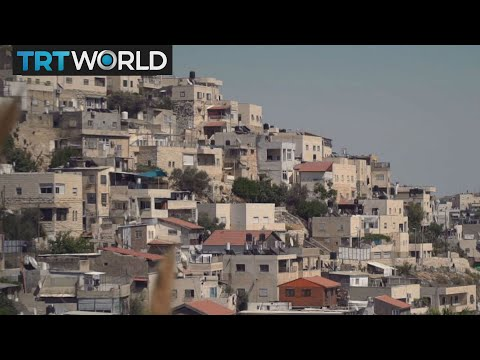 Palestine: 50 Years Of Occupation: Palestinians fight eviction as Jews move back