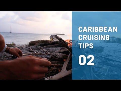 Anchoring VS Marinas and Food Provisioning when sailing the Caribbean: Cruising Guide Part 2