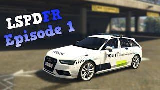 LSPDFR Episode 1 - Demonstration går galt!