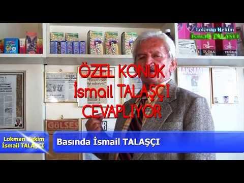 KANSER TEDAVİSİ - İsmail TALAŞÇI Cevaplıyor - Burdur
