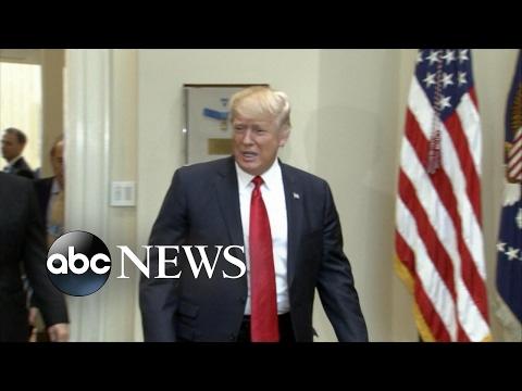 President Trump Talks Tough to America's Adversaries and Allies
