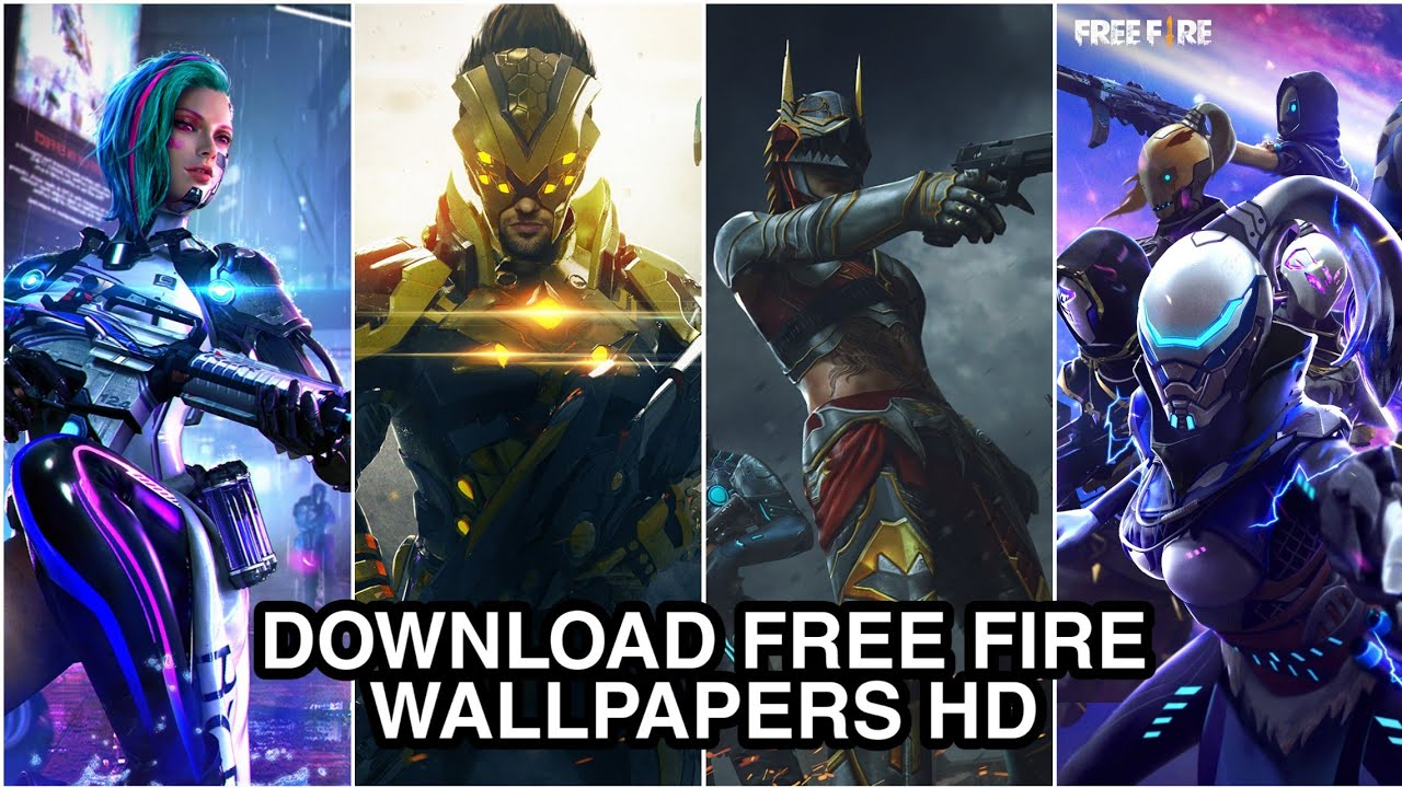 Where To Download Free Fire Wallpapers 4k Hd Quality For Free Rf Gaming Youtube