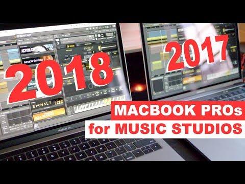 2018 MacBook Pro for music studios  2017 vs 2018 MacBook Pro