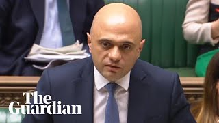 Sajid Javid's Commons statement on immigration white paper