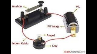 Basit Elektrik Devresi Nasıl Yapılır?