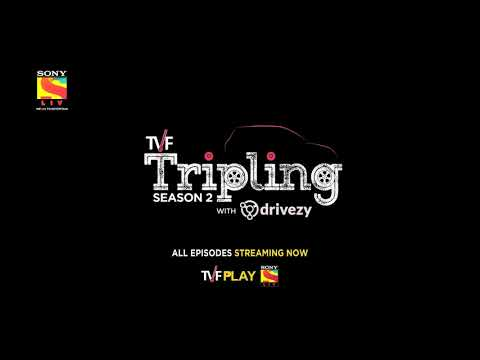 TVF Tripling Season 2 | Teaser | All Episodes Streaming Now Only On SonyLIV & TVFPLAY