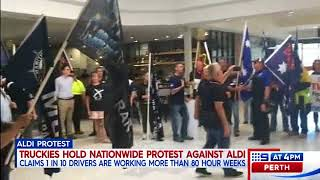 CH9: Nationwide Protest against Aldi