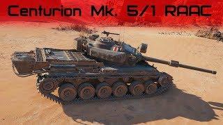 Pokaż co potrafisz #1291 ► Najlepszy Centurion to RAAC :)