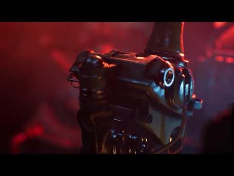 The Cockpit UE4 Cinematic