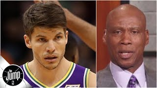 Reacting to Kyle Korver's 'riveting' white privilege piece in The Players' Tribune | The Jump