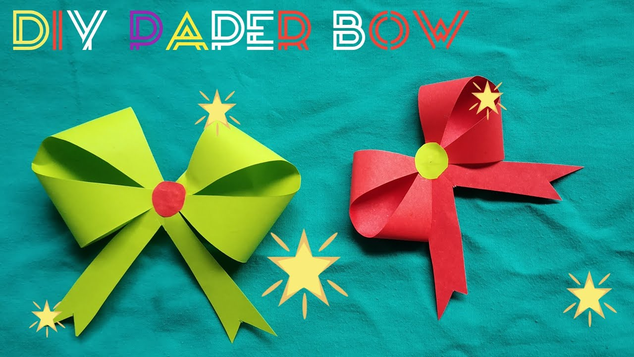 Origami Bow | Make | :720x1280