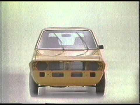1981 Volkswagen Rabbit Diesel Commercial