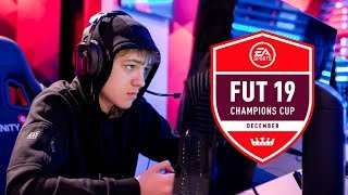 FIFA 19 | Gfinity FUT Champions Cup December | Final Day