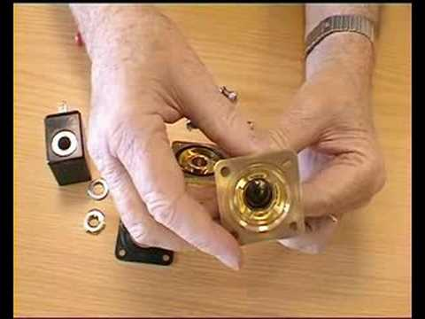 Solenoid Valves How to Repair Them